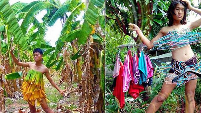 Chàng trai 'thảm họa thời trang', cái gì cũng mặc được lên người từng gây sốt MXH Thái Lan bây giờ ra sao?