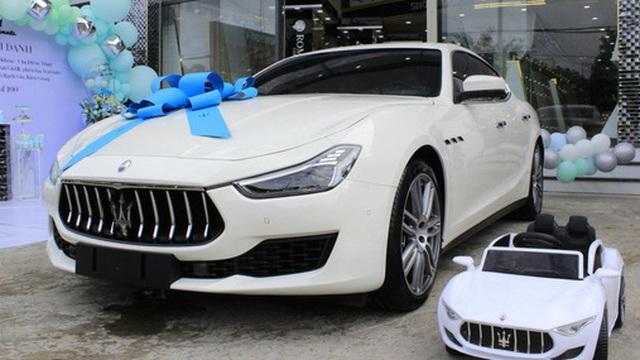 Maserati Ghibli Scatenato độc nhất Việt Nam đã có chủ