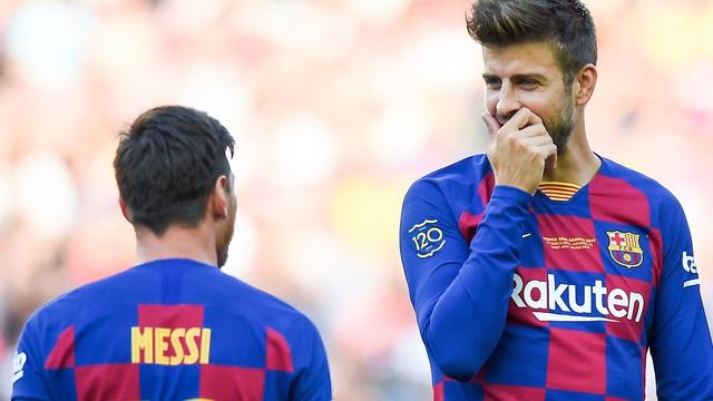 """Đội phó Barcelona làm tất cả bất ngờ với phát ngôn giữa nghi án """"đâm sau lưng"""" Messi"""