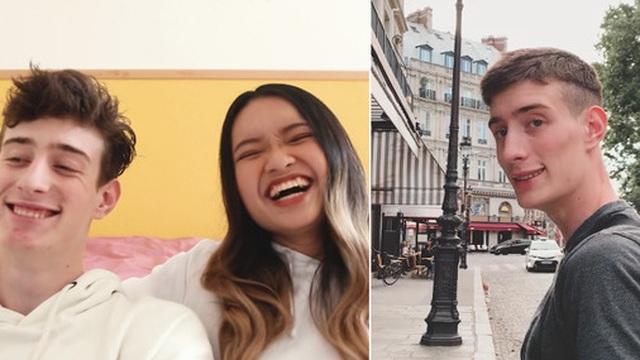 Quẹt Tinder xem trai Paris có đẹp như lời đồn, gái Việt 'túm' ngay được anh yêu người Pháp điển trai