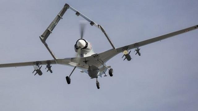 Cận cảnh UAV sát thủ Bayraktar TB2 do Thổ Nhĩ Kỳ sản xuất và được sử dụng ở Karabakh
