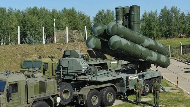Thổ Nhĩ Kỳ chuẩn bị triển khai S-400 bất chấp phản ứng gay gắt của NATO và Mỹ
