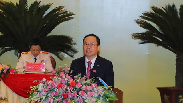 Bộ Chính trị phân công ông Trịnh Văn Chiến tiếp tục chỉ đạo Đảng bộ Thanh Hóa