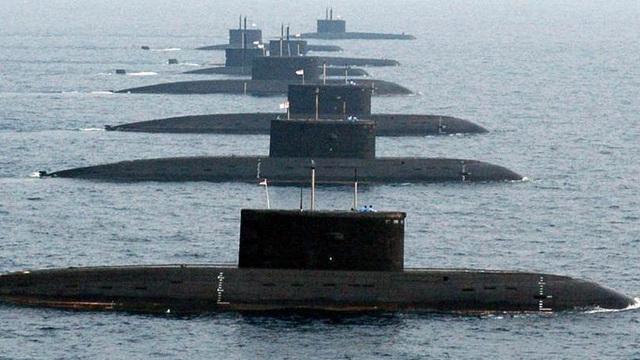 10 loại tàu ngầm nguy hiểm nhất thế giới thuộc về Mỹ, Nga, Anh, không có Trung Quốc