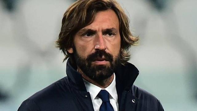 "Juventus thua Barca, HLV Pirlo thừa nhận ""nhớ"" Ronaldo"