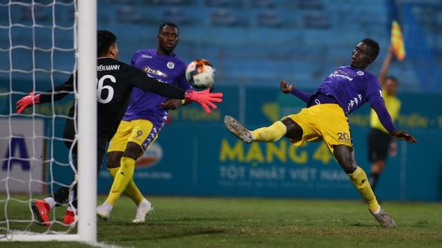 KẾT THÚC Viettel 0-0 Hà Nội FC: ĐKVĐ không thể có quyền tự quyết chức vô địch