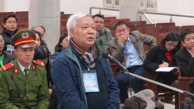 Truy tố nguyên chủ tịch GPBank gây thiệt hại 961 tỉ đồng