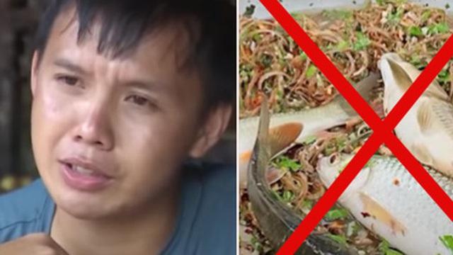 Thanh niên nhai cá sống chia sẻ lí do làm clip 'kinh dị' trên VTV, bất ngờ hơn là thông tin cả xã có đến 20 kênh YouTube?