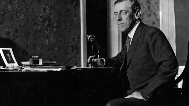 Một Tổng thống Mỹ từng mắc đại dịch cách đây hơn 100 năm