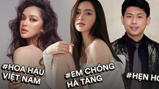 Phạm Diệu Linh - Thí sinh HHVN dính tin đồn hẹn hò em chồng thiếu gia nhà Hà Tăng: Nức nở với nhan sắc, profile không vừa!