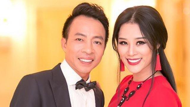 Nhan sắc như hoa hậu của vợ kém 18 tuổi từng định ly hôn với ca sĩ Việt Hoàn