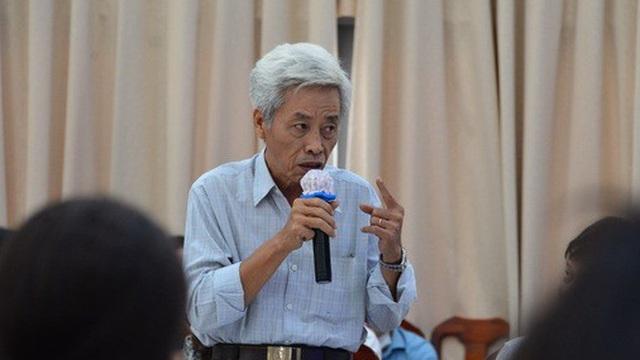 Tướng Phan Anh Minh góp ý cho thành phố Thủ Đức
