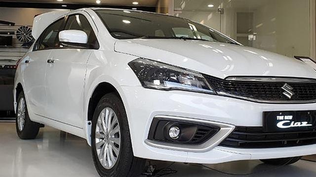 Suzuki Ciaz 2020 giảm giá 'chóng mặt', còn dưới 500 triệu: Đòn phủ đầu Honda City sắp ra mắt