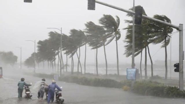 Nước trên các sông ở Quảng Bình đều vượt mức báo động 3