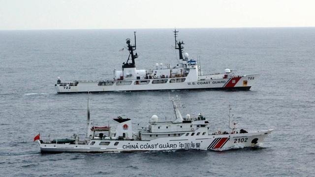 Trung Quốc soạn luật cho phép Hải cảnh phá hủy công trình trên biển và bắn tàu nước khác