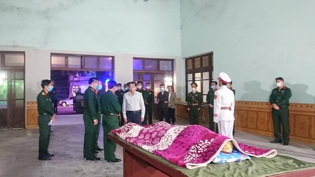 2 chiến sỹ công binh thương vong trong quá trình rà phá bom mìn ở Hà Giang