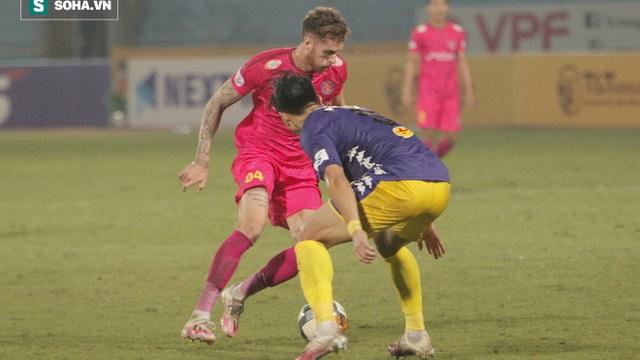 """NÓNG: Hà Nội FC đạt thỏa thuận với ngoại binh của Sài Gòn FC, hé lộ mức lương """"siêu khủng"""""""