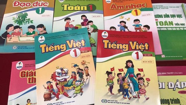 SGK Tiếng Việt lớp 1 bộ Cánh Diều được nhà xuất bản điều chỉnh như thế nào?