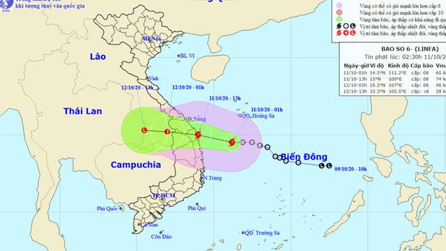 Đề xuất xóa bỏ tên bão Linfa vì gây thiệt hại nặng nề ở miền Trung
