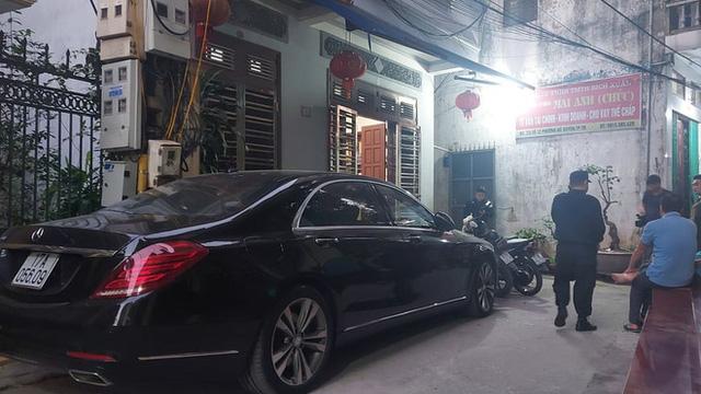 """Hai con nuôi của ông trùm tín dụng đen """"Chúc Nhị"""" ở Thái Bình bị khởi tố"""