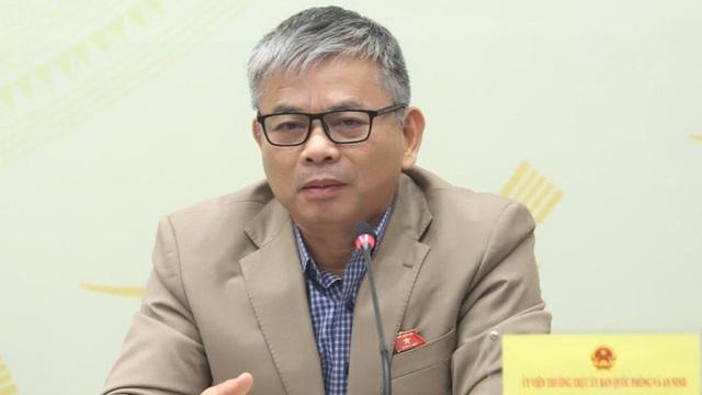 Thiếu tướng Nguyễn Thanh Hồng: Tôi phát biểu không phải với tư tưởng 'ăn cây nào rào cây ấy'