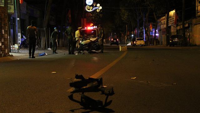 Bình Dương: Truy tìm tài xế ô tô bỏ trốn sau khi gây tai nạn