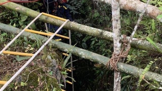 Cao Bằng nhờ cứu hộ từ TPHCM để cứu nạn người rơi xuống hang sâu
