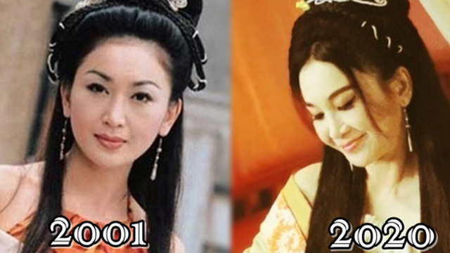 'Đát Kỷ sexy nhất màn ảnh' Ôn Bích Hà tái hiện vai diễn huyền thoại ở tuổi 54, netizen hú vía 'chị hack thời gian à!'