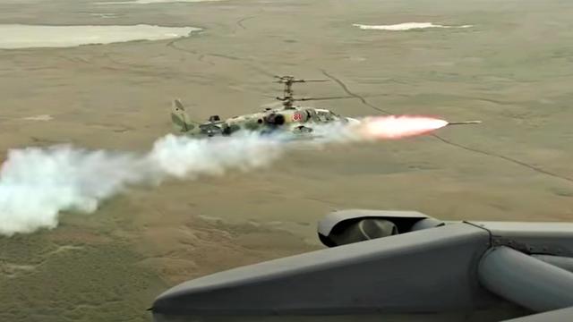 Nga thử nghiệm thành công tên lửa chống tăng Vikhr tăng tầm