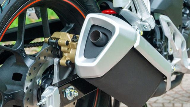 Cục Đăng kiểm Việt Nam nói gì về ống xả Honda Winner X?