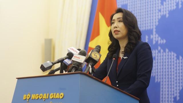 Bộ Ngoại giao lên tiếng về thông tin quan hệ VN - Campuchia bị ảnh hưởng do Campuchia xích gần với TQ