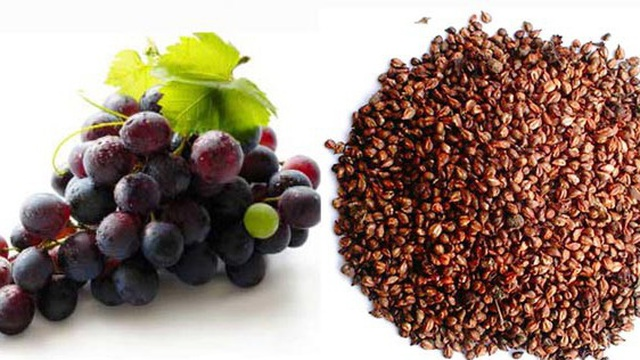 Hạt nho có lợi ích như thế nào với sức khỏe?