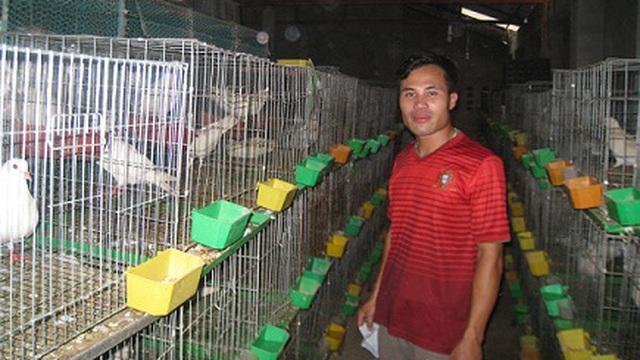 Du học về Việt Nam nhưng lương quá thấp, chàng trai nghỉ việc đi nuôi chim, doanh thu 15 tỷ/năm