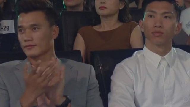 Tiến Dũng, Văn Hậu bất ngờ xuất hiện tại chung kết Hoa hậu Việt Nam 2020