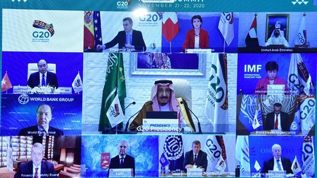 Thượng đỉnh G20: Vượt qua đại dịch, phục hồi tăng trưởng và việc làm