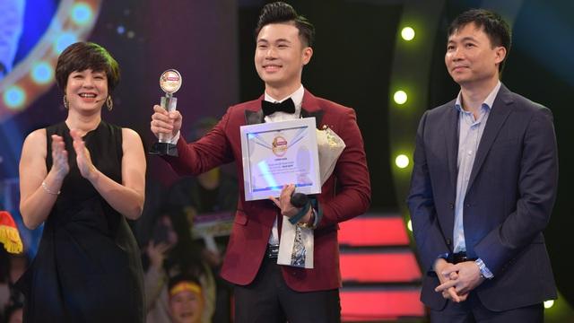 """Thành Phong giành giải quán quân """"Đường tới Cầu vồng"""""""