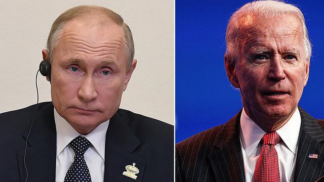 Tổng thống Nga Putin phủ nhận tin đồn bất hòa với ông Joe Biden