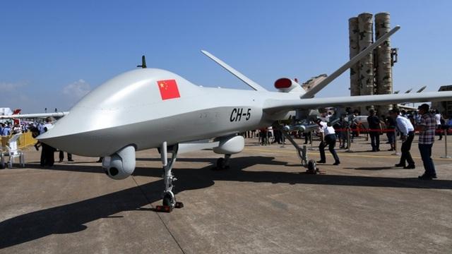 Trung Quốc trở thành nhà xuất khẩu lớn UAV vũ trang, Ấn Độ lo ngại