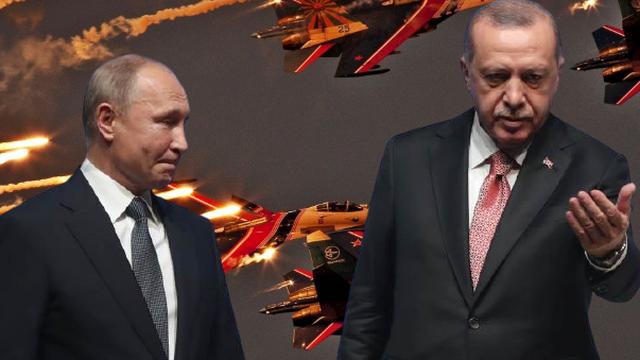 """""""Chiếu tướng"""" Nga ở Syria, Thổ Nhĩ Kỳ """"lên ngôi"""" ở Nagorno-Karabakh?"""