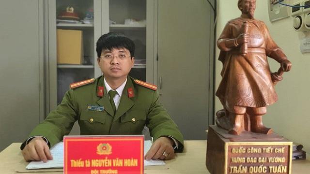 Bắc Ninh: Từ cậu học sinh giỏi bị trấn xe đến đội trưởng đội cảnh sát hình sự