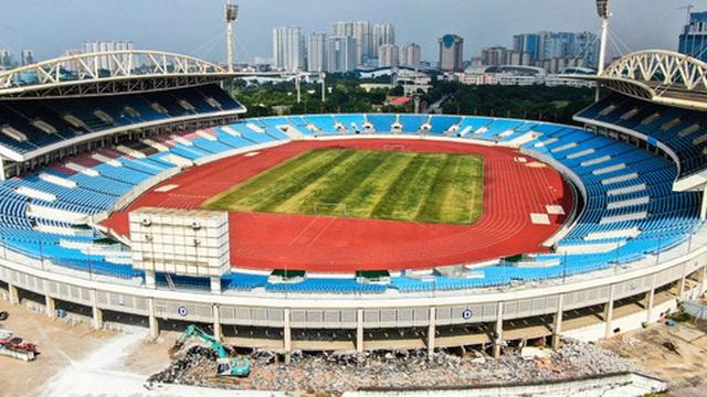 Sân Mỹ Đình sẽ được 'khoác áo mới' chuẩn bị cho SEA Games 31