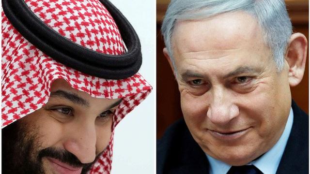 Dàn xếp cuộc gặp Israel - Ả Rập Saudi, Tổng thống Trump muốn khóa tay ông Biden