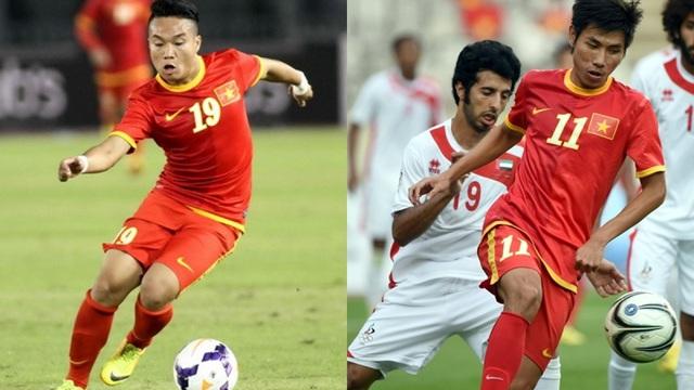 Đôi cánh Olympic Việt Nam thời Toshiya Miura tái hợp ở Hà Tĩnh