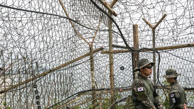 Cựu vận động viên thể dục dụng cụ Triều Tiên 'bay' qua rào 3m sang Hàn Quốc