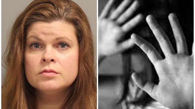 Ép học sinh làm chuyện đồi bại, nữ giáo viên Mỹ bị kết án 20 năm tù