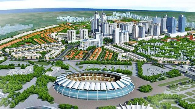 Hà Nội lập quy hoạch Khu đô thị rộng 46,84 ha ở Đan Phượng