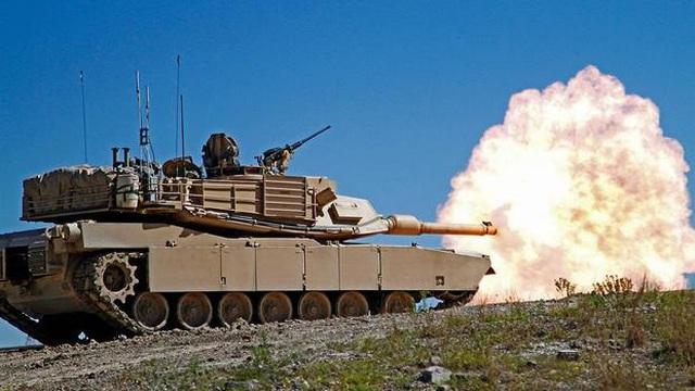 Mỹ nâng cấp xe tăng Abrams lên bản V4 để đối phó xe tăng thế hệ mới của Nga