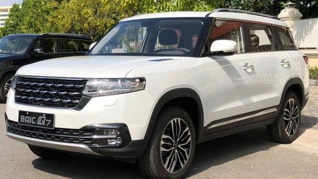 'Nhiều chủ xe cảm thấy xấu hổ khi lái BAIC Changhe Q7 ra đường'