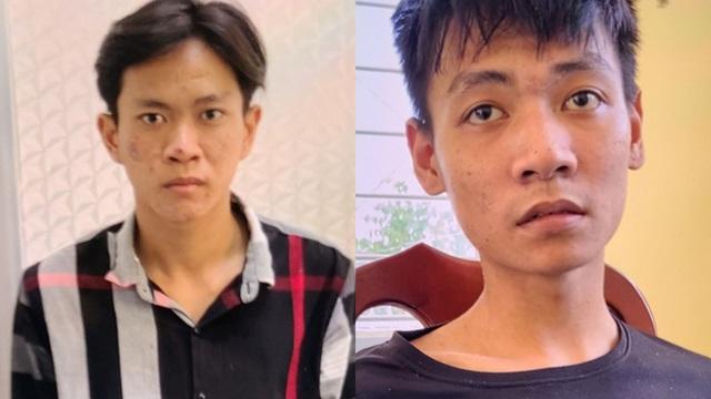 Hai thanh niên dùng dao khống chế nhân viên cây xăng để cướp tiền