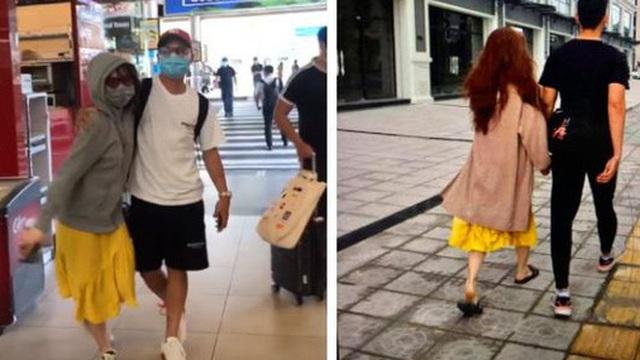 Netizen soi ra cô gái bị tố là Tuesday mặc chiếc váy giống hệt Huỳnh Anh khi ôm ấp Quang Hải 1 tháng trước